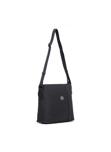 TH Bags   Kadın Çapraz Çanta Th-Yk14024  Siyah